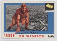 Ed Widseth