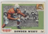 Bowden Wyatt [GoodtoVG‑EX]