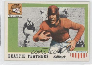 1955 Topps All American - [Base] #98 - Beattie Feathers