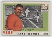 Fats Henry [Good to VG‑EX]
