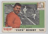 Fats Henry [Poor to Fair]