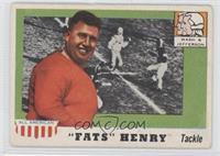 Fats Henry [GoodtoVG‑EX]