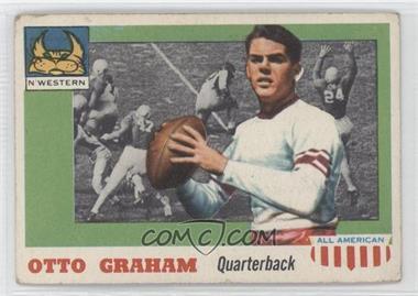 1955 Topps All American #12 - Otto Graham [GoodtoVG‑EX]