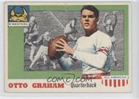 Otto Graham [Poor to Fair]