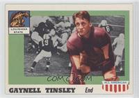 Gaynell Tinsley (Corrected Biography)