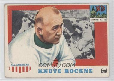 1955 Topps All American #16 - Knute Rockne [PoortoFair]