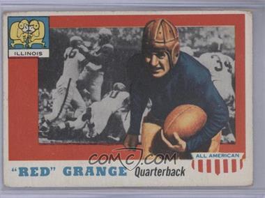 1955 Topps All American #27 - Red Grange [GoodtoVG‑EX]
