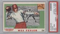 Wes Fesler [PSA8(OC)]