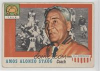 Amos Alonzo Stagg [Poor]