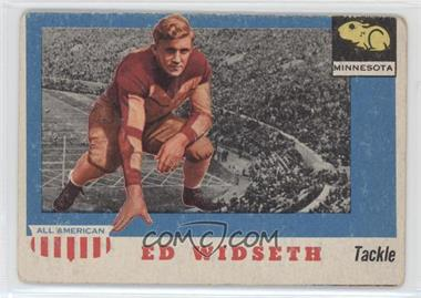 1955 Topps All American #48 - Ed Widseth [GoodtoVG‑EX]