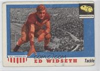 Ed Widseth [Good to VG‑EX]