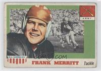 Frank Merritt [Good to VG‑EX]
