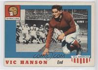 Vic Hanson