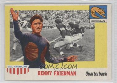 1955 Topps All American #64 - Benny Friedman