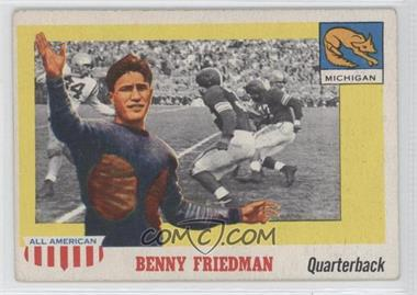 1955 Topps All American #64 - Benny Friedman