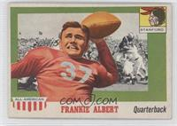 Frankie Albert