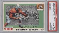 Bowden Wyatt [PSA8(OC)]