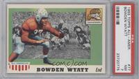 Bowden Wyatt [PSA7]