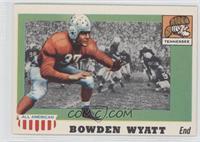 Bowden Wyatt