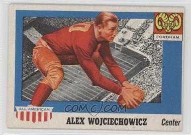 1955 Topps All American #82 - Alex Wojciechowicz