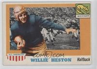 Willie Heston [Good to VG‑EX]