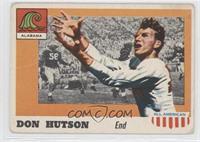 Don Hutson [GoodtoVG‑EX]