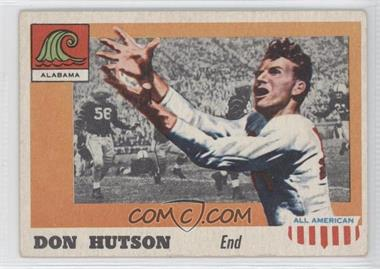 1955 Topps All American #97 - Don Hutson