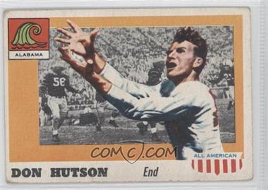 1955 Topps All American #97 - Don Hutson [GoodtoVG‑EX]