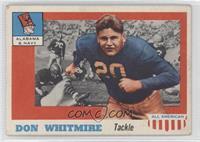 Don Whitmire [GoodtoVG‑EX]