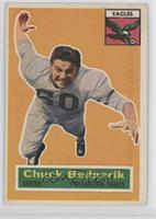 Chuck Bednarik [Poor to Fair]