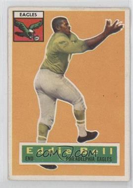 1956 Topps - [Base] #4 - Eddie Bell [Good to VG‑EX]