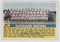 Cleveland Browns Team