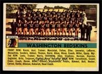 Washington Redskins Team [EX MT]