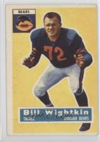 Bill Wightkin [Good to VG‑EX]