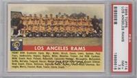 Los Angeles Rams Team [PSA 7.5]