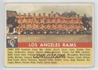 Los Angeles Rams Team [GoodtoVG‑EX]