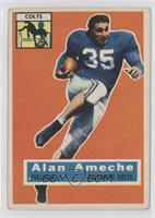 Alan Ameche [Good to VG‑EX]