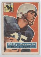 Billy Vessels [GoodtoVG‑EX]