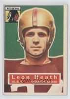 Leon Heath [Poor to Fair]