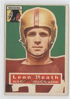 Leon Heath