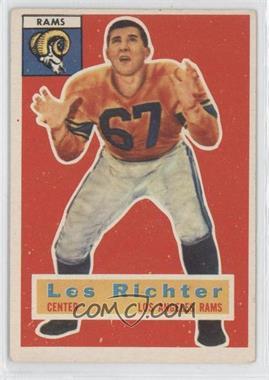 1956 Topps #30 - Les Richter
