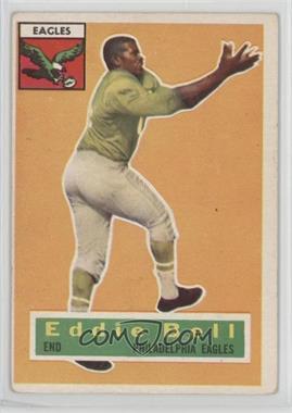 1956 Topps #4 - Eddie Bell [GoodtoVG‑EX]