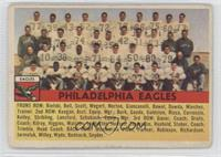 Philadelphia Eagles Team [Good to VG‑EX]