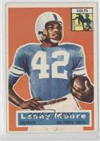 Lenny Moore [Poor to Fair]