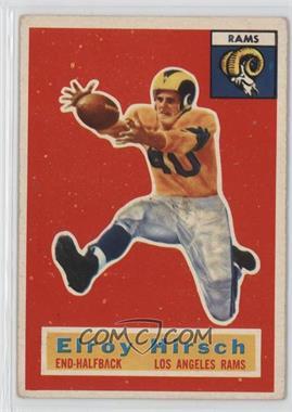 1956 Topps #78 - Elroy Hirsch