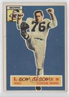 Lou Groza [Poor to Fair]
