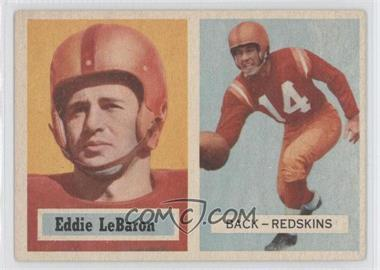 1957 Topps #1 - Eddie LeBaron