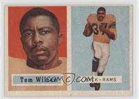Tommy Wilson [Good to VG‑EX]