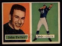 Johnny Unitas [EX]