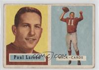 Paul Larson [Good to VG‑EX]